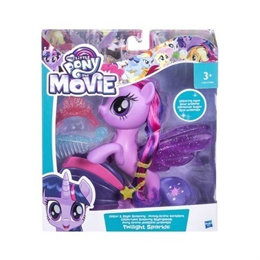 My Little Pony My Little Pony Süslü Deniz Ponyleri Renkli